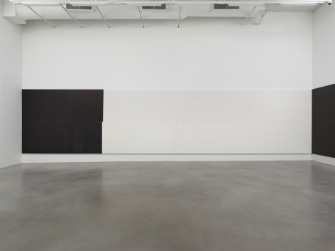Wade Guyton Installation view 15
