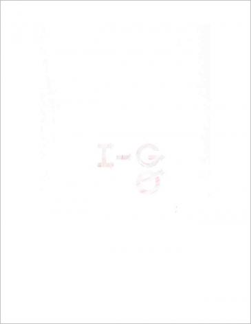 I-go. 2008 Vermillion pigment on paper