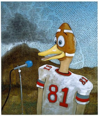 Football Duck 1998
