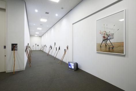Christian Jankowski: Floating World, Kyoto City University of Arts Art Gallery, 2018