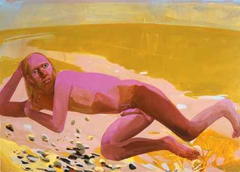 Reclining Nude 2002