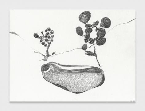 Nicola Tyson, Garden Embrace