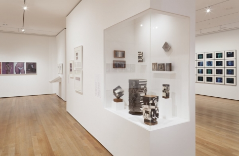 The Museum of Modern Art, 2014 Installation view