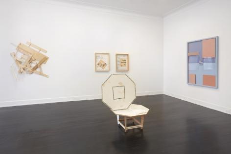 Jorge Pardo, Eccentric Reflexivity 1988–1994