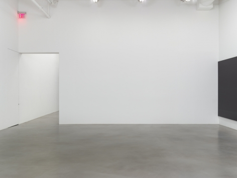 Wade Guyton Installation view 20