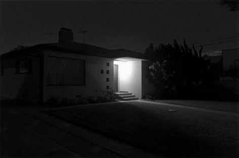 Henry Wessel Night Walk No. 28