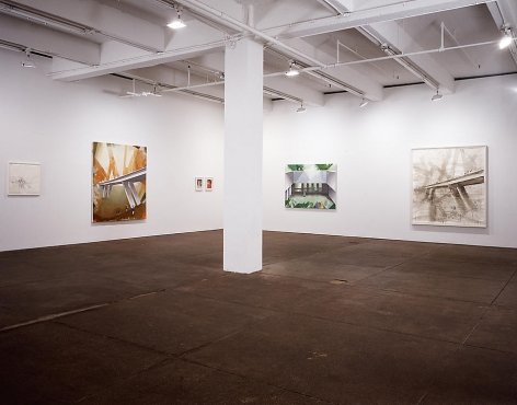 Thomas Eggerer Installation view