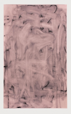Christopher Wool Three Women (Image II – medium rose)