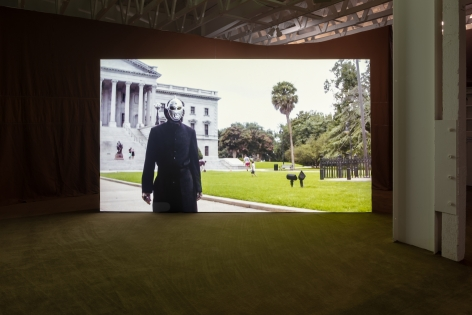 Rodney McMillian: Videos from The Black Show, Underground Museum