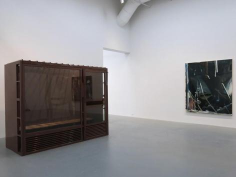Dirk Skreber Installation view 15