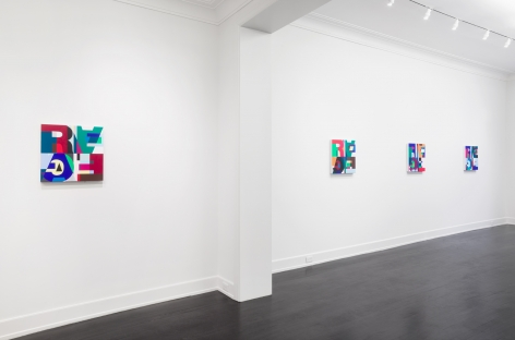 Heimo ZobernigneworkInstallation view2018