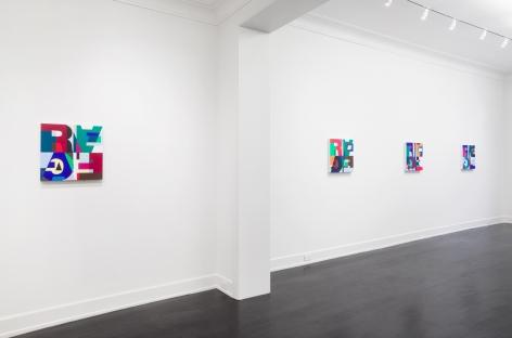 Heimo ZobernigneworkInstallation view2018