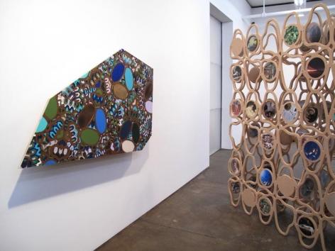 Installation view Friedrich Petzel Gallery