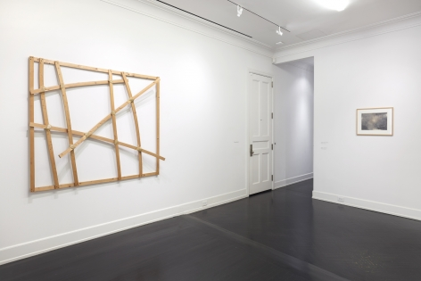 Georg Herold, Installation view