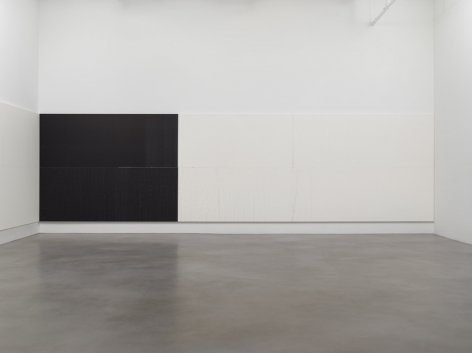 Wade Guyton Installation view 19