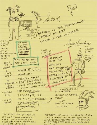 Sean Landers, Flicker Dimming Protocols