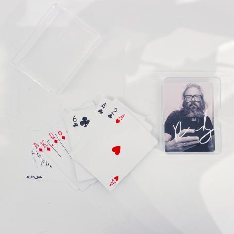 Jon Pylypchuk, Playing Cards