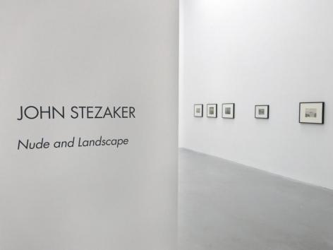 John Stezaker Installation view 1