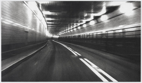 Lincoln Tunnel 2016