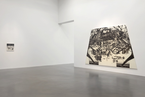 They Live, Petzel Gallery, 2020, Installation view