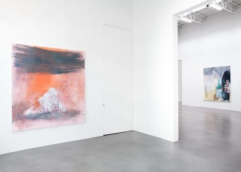 Thomas Eggerer Installation view 1
