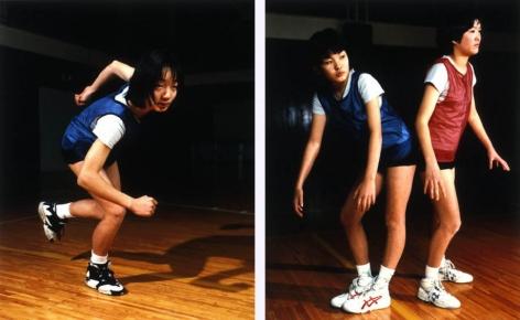 Chihiro Nishijima, Sayaka Miyamoto & Takako Yamada, Kumiko Shirai & Eri Hashimoto, Kumiko Kotaka