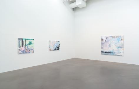 Alnitak, Petzel Gallery, 2015, Installation view