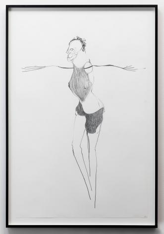 Standing Figure #4