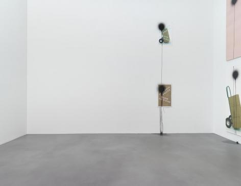 Wade Guyton/Stephen Prina
