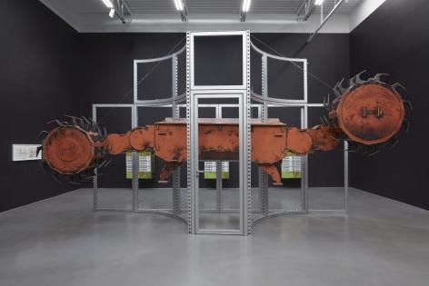 MINE, Petzel Gallery, 2021, Installation view