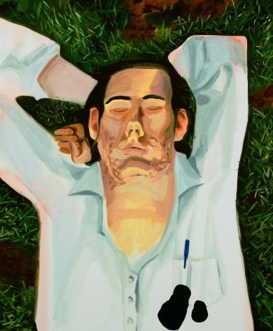 Daydreamer 2007 Oil on canvas