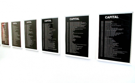 Capital Timecodes 2001