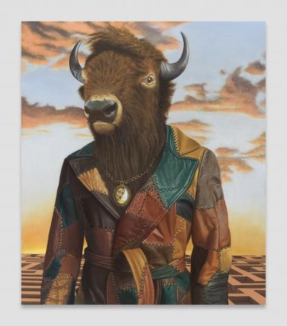Sean Landers, Buffalo Minotaur
