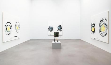 Jon Pylypchuk Installation view