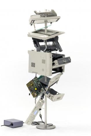 Office Work (Canon imageCLASS D1350 Monochrome Laser All-in-One Printer, Copier, Scanner, Fax F161402)