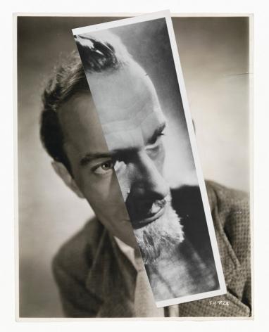 He (Film Portrait Collage) II