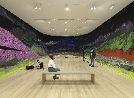 New Work: Rodney McMillian, San Francisco Museum of Modern Art
