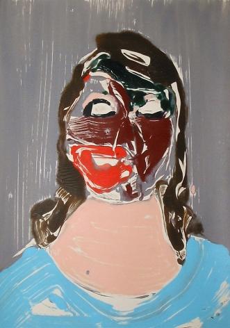 Portrait Head #10