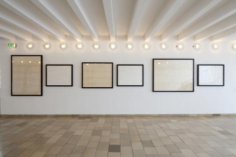 He was but a bad translation, Kölnischer Kunstverein, 2011, Installation view