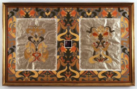Bremen Towne - Kitchen Psychedelia Wallpaper Collage