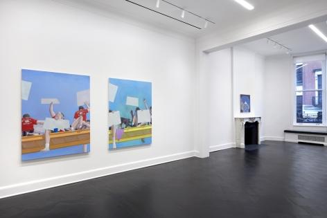 Thomas Eggerer, Corridor