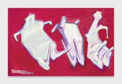 Maria Lassnig, Kreaturen