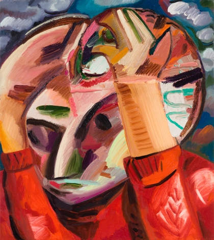Dana Schutz, To Have a Head