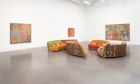 Installation view,All Bets Are Off,2021