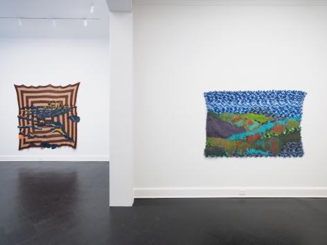 Recirculating Goods,Petzel Gallery, 2020, Installation view