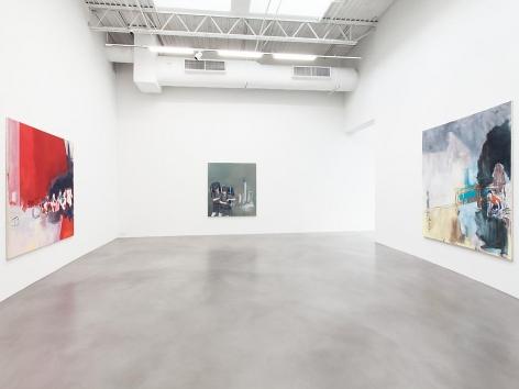 Thomas Eggerer Installation view 3