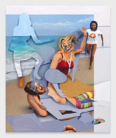 Pieter Schoolwerth, Shifted Sims #6 (Tropical Romance Island Community Event)
