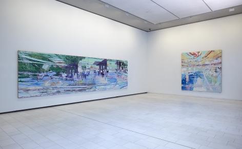 Supraflux, Kunsthalle Kiel, 2014, Installation view