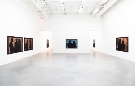 John Stezaker Installation view 10