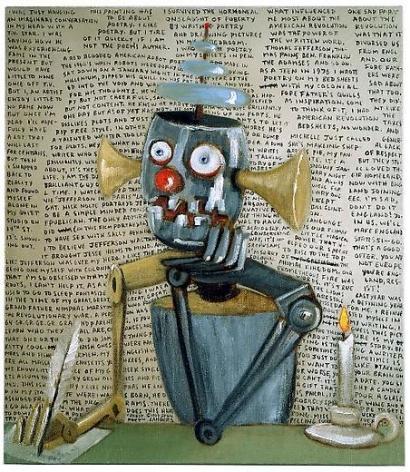 The Robot Poet